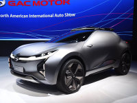 北美车展 传祺Enverge概念车正式发布