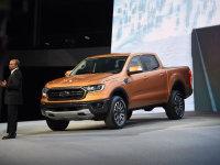 2018北美车展:福特全新Ranger正式发布