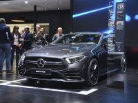 2018北美车展 全新AMG CLS 53静态评测