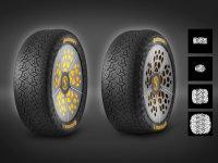 2018 CES大陆集团展示未来轮胎黑科技