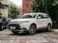 广汽三菱年销量大增93% 跨界SUV将上市