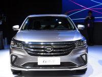 2018北美车展 广汽传祺GA4正式全球首发