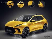 路特斯将推首款SUV车型 预计2022年上市