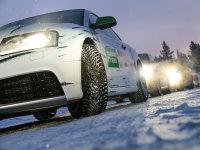 前往白色地狱 北极圈测芬兰诺记冬季胎