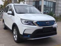 外观时尚 开瑞K60 EV或3月份正式上市
