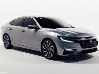 本田全新Insight原型车实车图 北美亮相