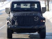 全新Jeep牧马人皮卡版谍照 明年4月发布