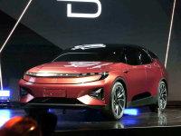 拜腾首款纯电动智能SUV亮相 约售30万起