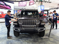 全新Jeep牧马人将4月上市 延续硬派风格