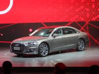 全新一代奥迪A8L国内首发 将于4月上市