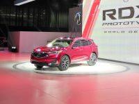 2018北美车展:新一代讴歌RDX正式首发