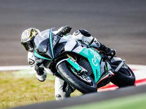 MotoGP推出 MotoE世界电动摩托车锦标赛