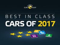 不容错过 2017年度E-NCAP最佳车型推荐
