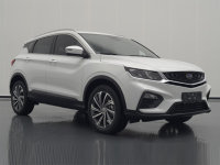 吉利全新SUV申报图曝光 搭载1.5T发动机