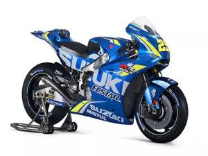 铃木发布 MotoGP 2018赛季 GSX-RR厂车