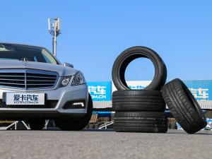 爱卡四款245/45 R17轮胎横评