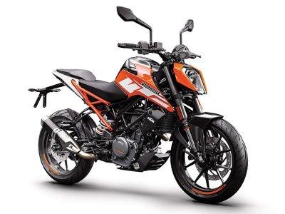 KTM 250 DUKE国内曝光 即将在今年上市