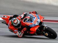 Moto GP冬季测试 洛伦佐打破赛道纪录