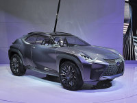雷克萨斯UX将亮相北京车展 紧凑型SUV