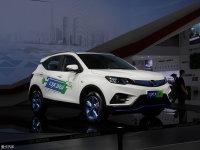 东南DX3 EV上市 补贴前售18.29-19.29万