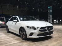 2018日内瓦车展 奔驰新一代A级正式亮相