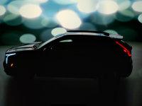 凯迪拉克XT4细节曝光 将纽约车展发布