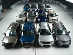 爱卡揭秘中国保险汽车安全指数