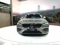 2018日内瓦车展:全新沃尔沃V60全球首发