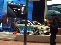 日内瓦车展探馆:全新沃尔沃V60抢先看