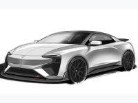 爱驰电动跑车性能参数曝光 时速300km/h