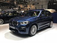 2018日内瓦车展:ALPINA XD3正式亮相