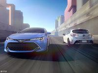 丰田将推卡罗拉两厢版 亮相于纽约车展