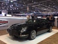 日内瓦车展:Speedback银石限量版亮相