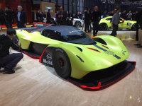 2018日内瓦车展:Valkyrie AMR Pro首发