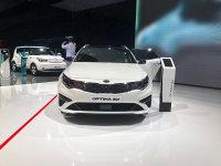 2018日内瓦车展 起亚新款K5旅行车亮相