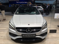 2018日内瓦车展 奔驰CLA特别版车型发布