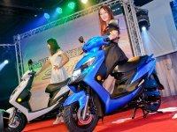 铃木发布SWISH 125踏板车 售价约1.68万