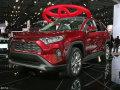2018纽约车展 第五代丰田RAV4静态评测