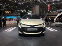 2018日内瓦车展 丰田全新Auris正式发布