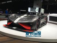 2018日内瓦车展探馆:腾风至仁RS抢先看