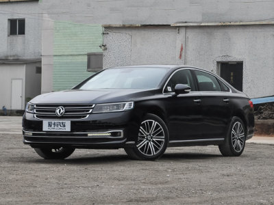 向高端迈进 四款中国品牌中大型车推荐