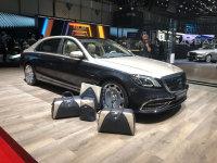 2018日内瓦车展 新款迈巴赫S级正式发布