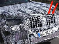全新梅赛德斯AMG GLE63谍照 有望搭4.0T