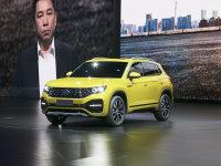 一汽大众全新中型SUV发布 四季度上市