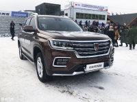 荣威RX8 4月北京车展上市 中大型7座SUV