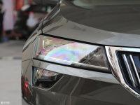 X-勒克斯 柯珞克LED大灯灯组照明测试