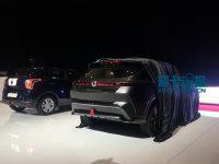 日内瓦车展探馆:双龙e-SIV概念车抢先看