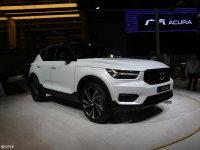2018北京车展:沃尔沃全新XC40正式发布