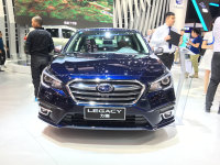 2018北京车展:斯巴鲁三款60周年版上市