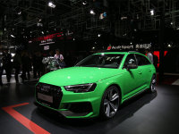 2018 北京车展 奥迪RS4 Avant静态评测